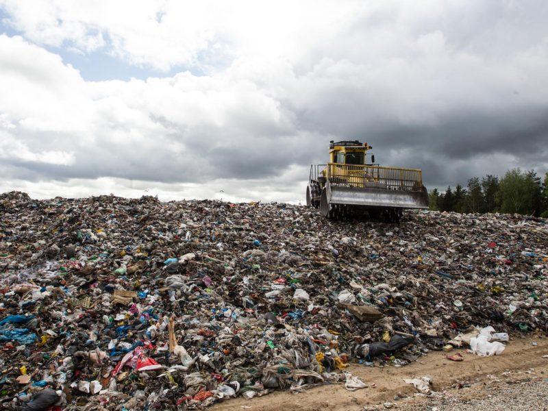 Prezidentės patarėjas: atliekų deginimo verslas parodė tikrą interesų galią