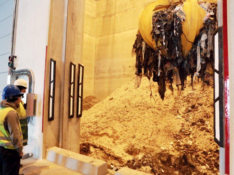 Vyriausybė iš esmės pritarė atliekų deginimo pajėgumų ribojimui