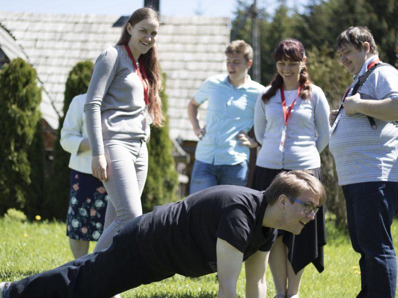 Programavimas suartino Lietuvos ir Lenkijos jaunimą