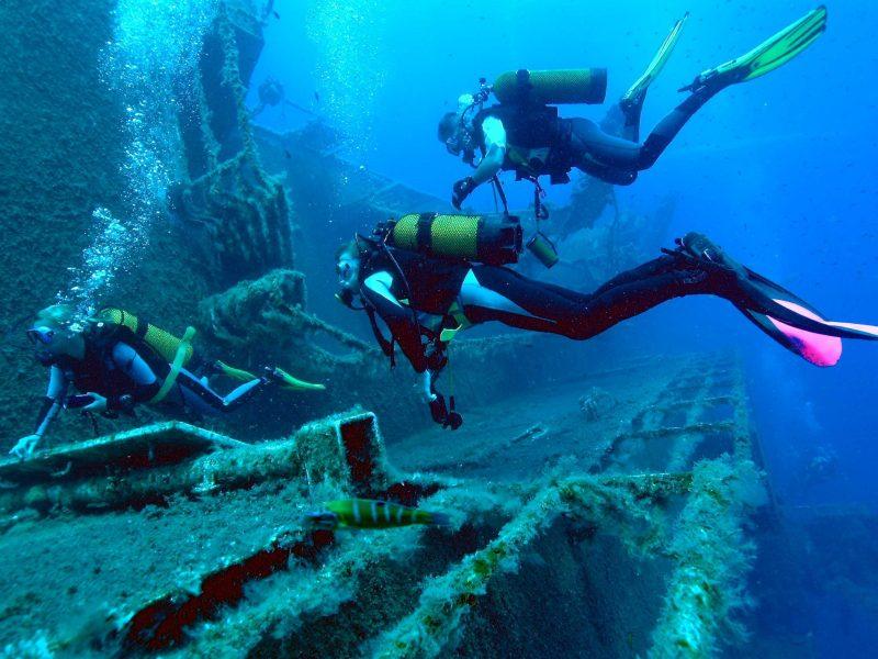 Narai ieško istorinių laivų