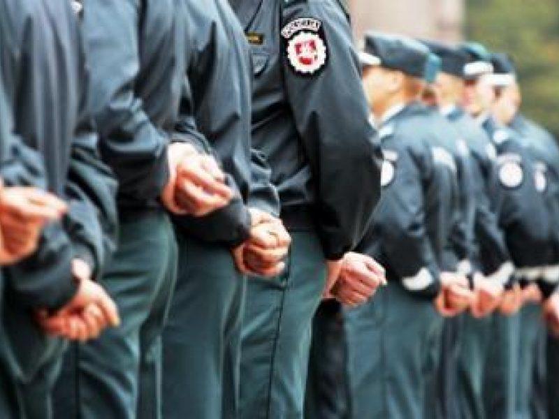 Policija žada masiškai patruliuoti gatvėse