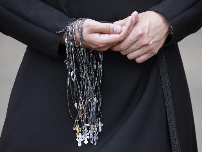 Italijoje nuo koronaviruso mirė 67 kunigai