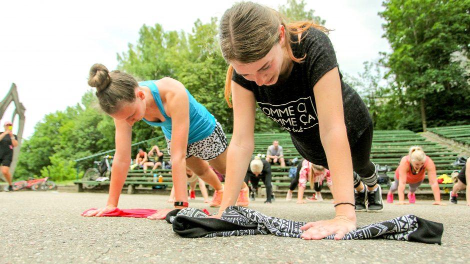 bėgimo pėsčiųjų maratono treniruotės ir širdies sveikata