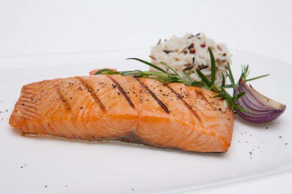 geriausia žuvų širdies sveikata
