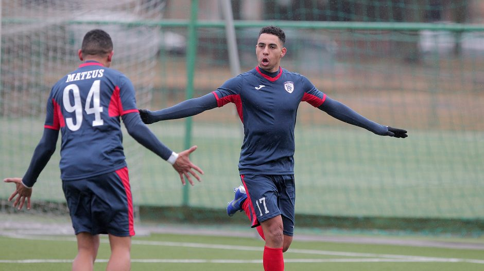 "A lyga: ""Stumbras"" – ""Atlantas"" 2:0"
