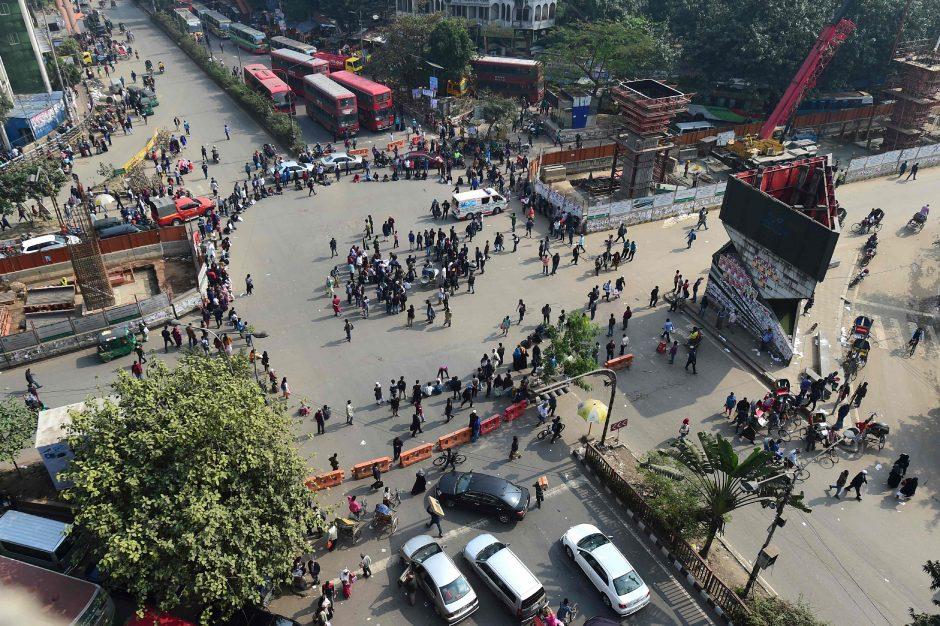 Bangladeše per sprogimą mečetėje žuvo 11 žmonių - bsa.lt - Naujienų ir žinių portalas