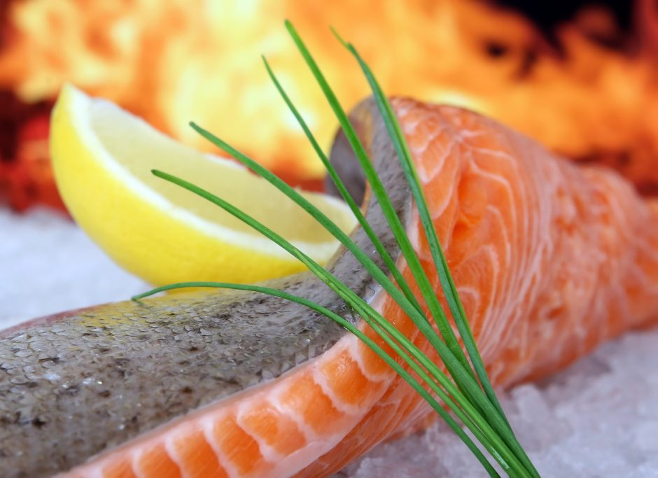 Kaip nuraminti širdį: valgykite daugiau žuvies - DELFI