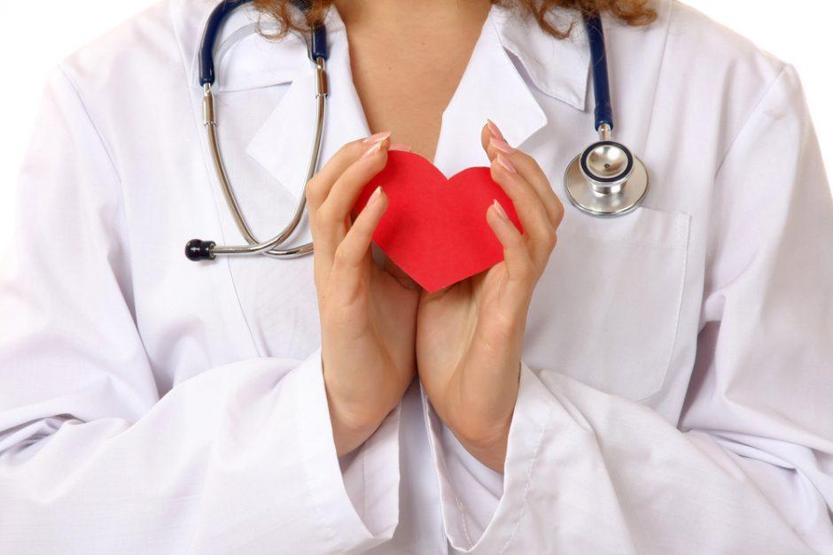sveikatos barai širdis
