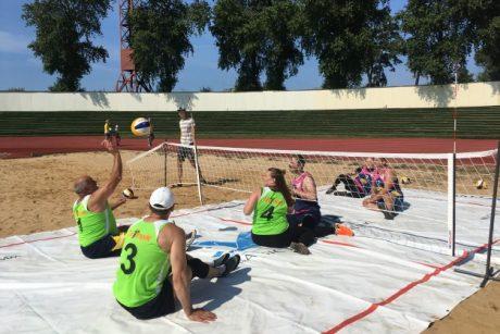 Šeštadienį Klaipėdoje – neįgaliųjų sporto festivalis: galės išbandyti jėgas varžybose