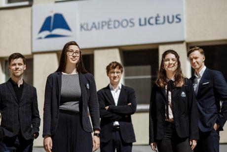 Geriausiai visus egzaminus Klaipėdoje ir vėl išlaikė Klaipėdos licėjaus abiturientai