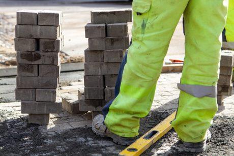 Šiauliuose iš statybvietės dingo medžiagų už daugiau kaip 10 tūkst. eurų