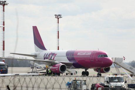 """""""Wizz Air"""" iš Vilniaus skraidins į Izraelio kurortą Eilatą"""