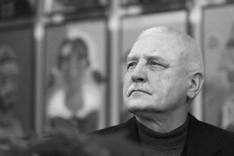 Netektis: mirė dailininkas, rašytojas L. Gutauskas