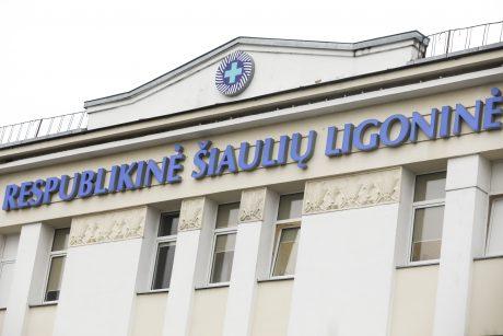 Ministerijos sudaryta grupė analizuos darbo sąlygas Šiaulių ligoninėje