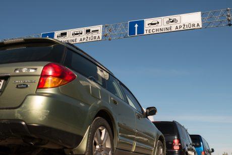 Gali keistis automobilių techninių apžiūrų kainos