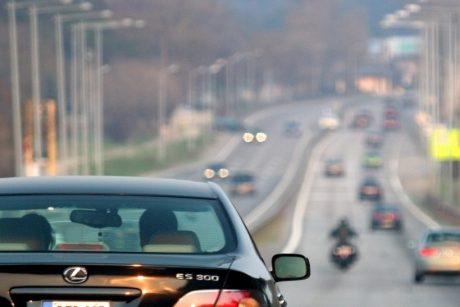 Lietuvoje minima Keliaujančiųjų ir vairuotojų diena: primins apie pagarbą vieni kitiems kelyje