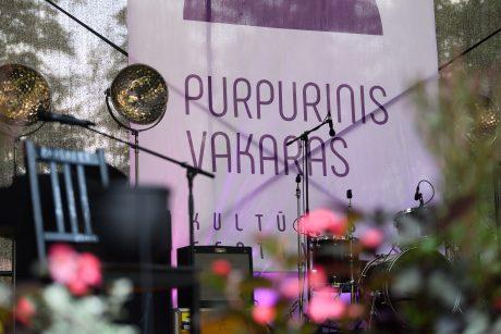 """Festivalis """"Purpurinis vakaras"""" įvyks: šiais metais kvies atsigręžti į savo šaknis"""