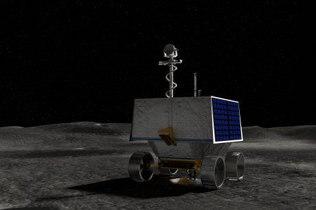 NASA parinko tyrimų sritį ledo sankaupų ieškosiančiam mėnuleigiui