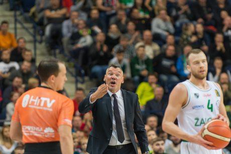Š. Jasikevičius – apie K. Lukošiūno adaptaciją ir fanų švaistymąsi kumščiais