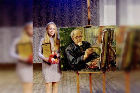 Jaunoji tautodailininkė A. Bražėnaitė: liaudies menas gali būti modernus