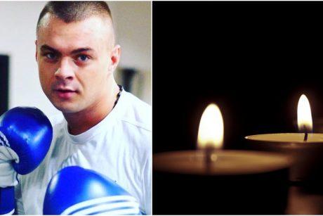 Sunkią akimirką prašo padėti Anglijoje nužudyto sporto trenerio iš Lietuvos šeimai