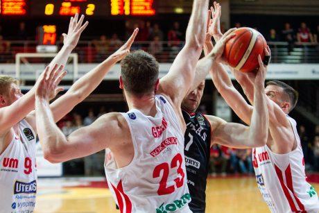 Utenos klubas beldžiasi į FIBA Čempionų lygą
