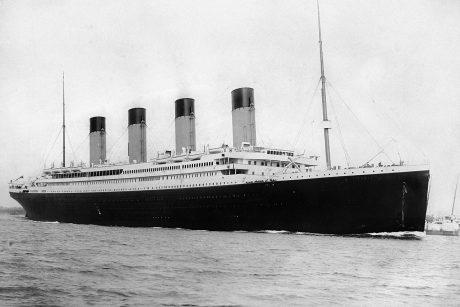 """Teisėjas leido atverti """"Titaniką"""" – ko bus ieškoma?"""