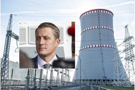 Ž. Vaičiūnas: elektros nepirksime, kai įvyks energetinis Astravo AE paleidimas