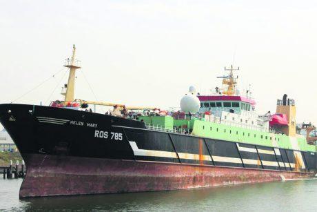 Europos laivuose fiksuota mažiau avarijų