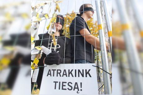 Dėl naujos Helsinkio grupės – galvosūkiai: garbiu vardu nori pasinaudoti politikai?