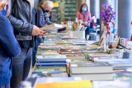 Klaipėdos knygų mugė kvies įveikti paviršių