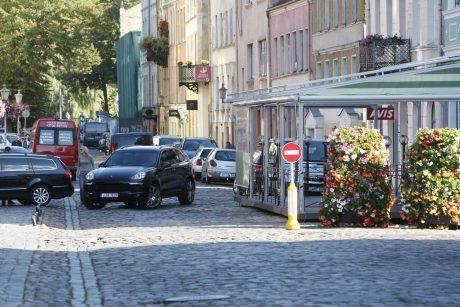 Klaipėdos senamiesčio gatvių atnaujinimas sukėlė klausimų