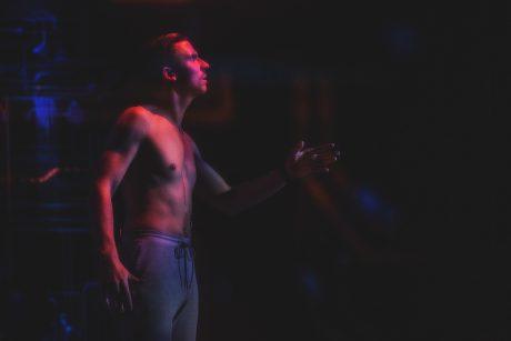 Spektaklyje Klaipėdoje – virtualios realybės rekonstrukcija