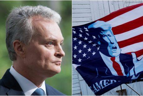 G. Nausėda: nauji JAV muitai žalingi ir Europai, ir Amerikai