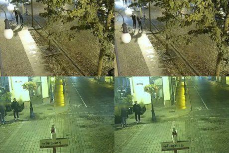 Klaipėdos pareigūnai turi klausimų nuotraukose užfiksuotiems asmenims (gal atpažįstate?)