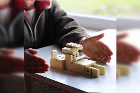 Mokslininkė: kai suaugame, sugebėjimas žaisti niekur nedingsta