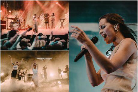 Jurgos albumo pristatymo koncertuose – naujos dainos, energingi šokiai ir pankrokas