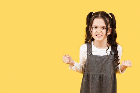 Pyktis, agresija, smurtas ir vaikai