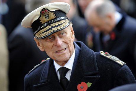 Princo Philipo marti Camilla: jo sveikata šiek tiek pagerėjo