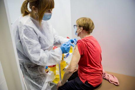 """Kauno vakcinavimo centre vėl galima pasiskiepyti """"Janssen"""" vakcina"""