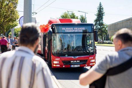 Nepavykus susitarti, Vilniaus viešojo transporto profsąjunga svarstys apie streiko paskelbimą