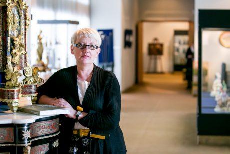 Nacionalinis M.K. Čiurlionio dailės muziejus turi naują vadovą