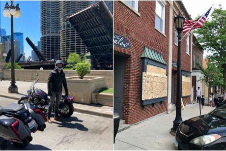 Čikagos lietuvis: jie griauna šalį, o mes, emigrantai, ją statome