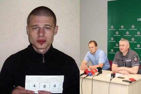 Vieną ieškomiausių Lietuvos nusikaltėlių išdavė socialiniai tinklai