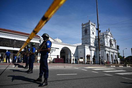 Šri Lankoje driokstelėjo dar vienas sprogimas