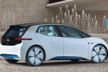 "Lietuviai išgraibstė ""Volkswagen"" elektromobilių rezervacijas"