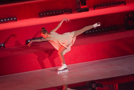 A. Golovkina varžybose Minske pagerino karjeros rekordą