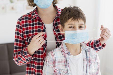 LSMU Kauno ligoninės pediatrai: COVID-19 – ne tik suaugusiųjų problema
