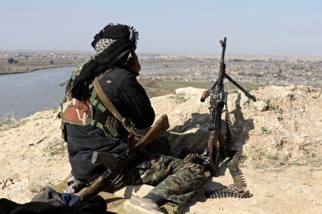 Irako teismas trims Prancūzijos piliečiams skyrė mirties bausmes
