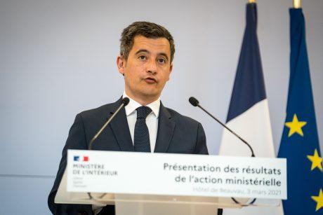 Prancūzijos vyriausybė uždraudė antiimigrantišką grupę